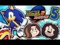Sonic Adventure 2 Battle: Some Sonic FanFic (cont'd) - PART 5 - Game Grumps