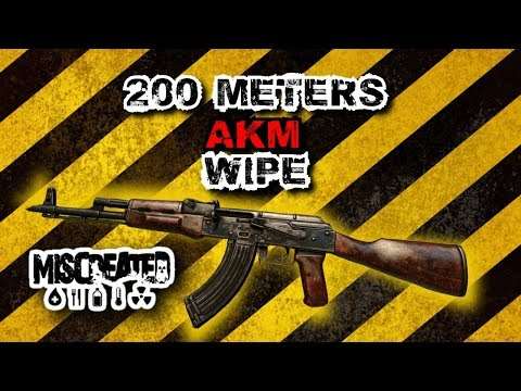 Crazy 200 Meter AKM Duo Wipe And Apartment Massacre - Miscreated EP 125.
