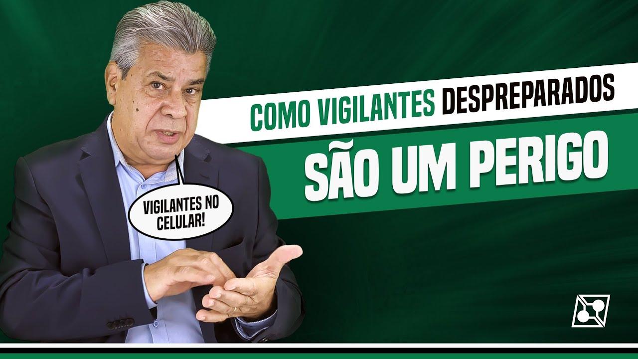 OS PERIGOS DE CONTRATAR UMA EMPRESA DE VIGILÂNCIA