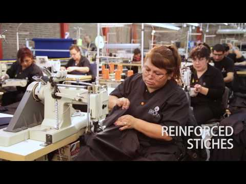 GEOTEX S.R.L. Protective Garments Production Process