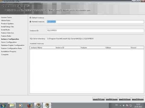 MS SQL Server 2014. 02. Установка.