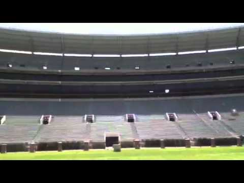 Alabama stadium tour