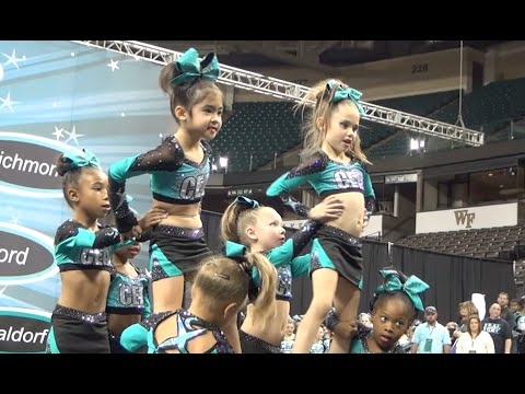 Cheer Extreme Raleigh Tiny Turtles 2015 Showcase from YouTube · Duration:  2 minutes 41 seconds