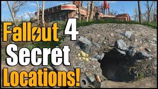 Video Fallout 4: 5 Secret Locations with Secret Loot! | Ep. 6 (Fallout 4 Secrets) download MP3, 3GP, MP4, WEBM, AVI, FLV Juli 2018