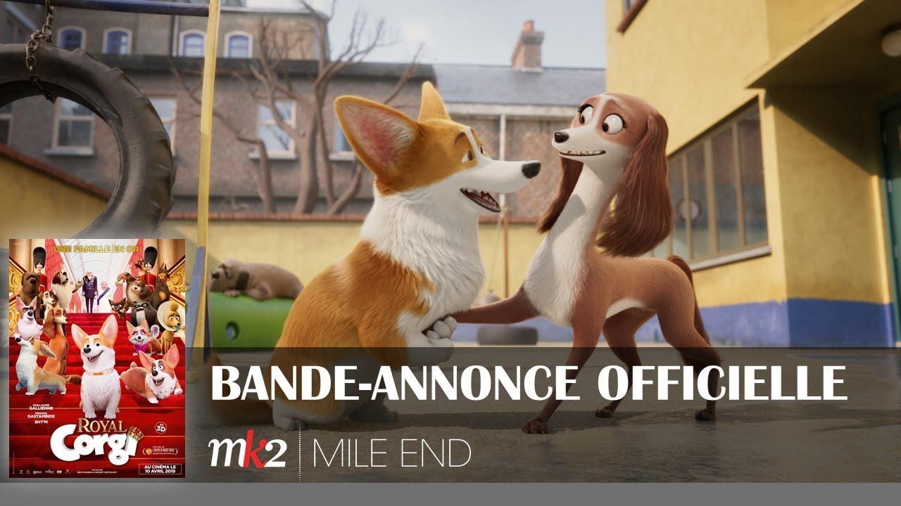 ROYAL CORGI Bande-annonce officielle MK2 | MILE END