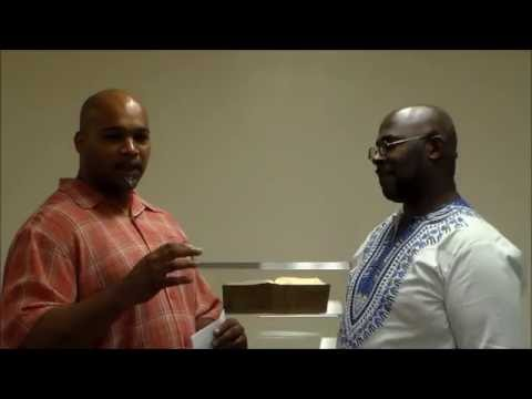 Interview with Bishop Mark Anthony  Edwards II