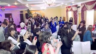 Мурат и Дианна (карачаевская свадьба)