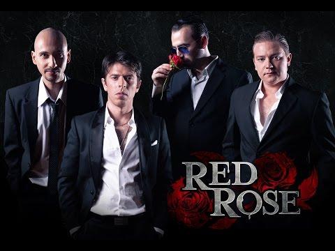 RED ROSE - Never Surrender (OFFICIAL LYRIC VIDEO)