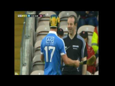 Galway free against Dublin Under 21