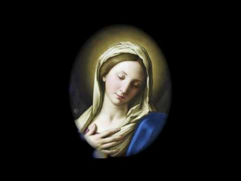 Music Meditation on the Blessed Virgin Mary Mother of God
