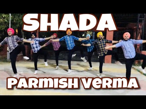 SHADA || PARMISH VERMA || FOLKING DESI || BASIC BHANGRA || DESI CREW || LATEST PUNJABI SONG