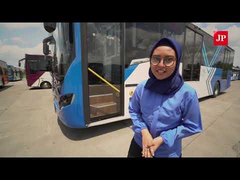 Transjakarta: 15 years of service