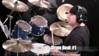 Drum Lesson - My First Samba - Nate Brown