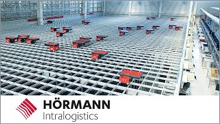 AutoStore  |  The Future of Warehousing is Reality  |  English
