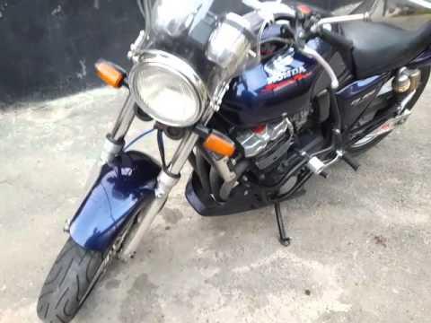 honda cb400 2000г.в. расход топлива