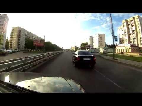 Авто прогулка по городу Кингисепп