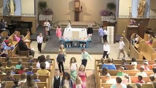 05.25.2017 Holy Redeemer School Kindergarten Graduation