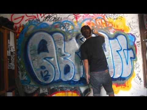 abigail graffiti - YouTube