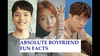 6 Fun facts about the cast of Absolute Boyfriend (Minah, Yeo Jingoo, Hong Jonghyun)