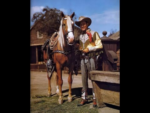 My Pal Trigger*Roy Rogers 1946*Full Movie