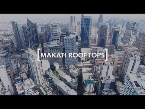MAKATI ROOFTOPS // Phillipines