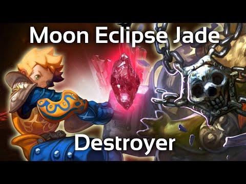 Moon Eclipse Jade (Destroyer) ДКУ Лунного Затмения (Джаггернаут)