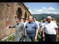 Նախագահ Արմեն Սարգսյանն այցելել է Օձունի վանական համալիր