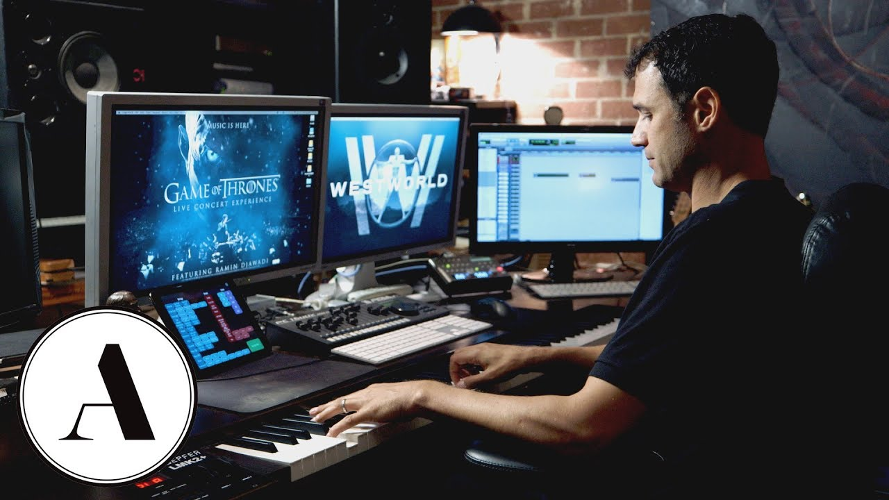 'Game of Thrones' & 'Westworld' Composer Ramin Djawadi - Variety Artisans