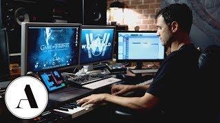 'Game of Thrones' & 'Westworld' Composer Ramin Djawadi - Variety Artisans