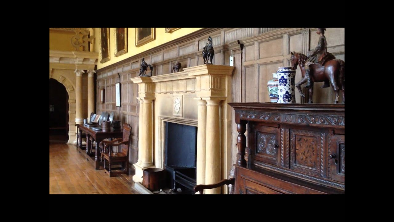 Montacute House Somerset YouTube
