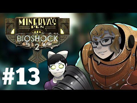 BioShock 2 Remastered Minerva's Den DLC Playthrough #13 |