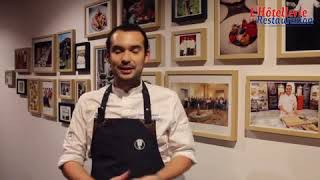 L'Hôtellerie Restauration - Samuel Albert, Top Chef 2019, vient d'ouvrir son restaurant