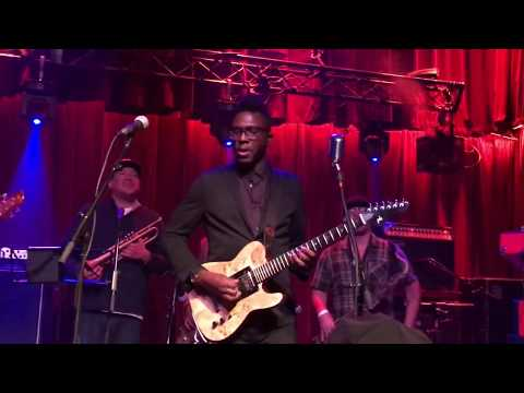 D.J. Williams Shots Fired - Grove Ave -The Ardmore Music Hall 2018