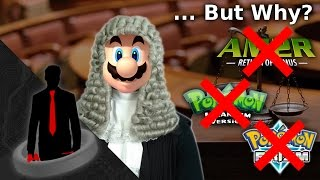Cease And Desist! Is Nintendo Abusing It?