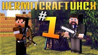 Hermitcraft UHC 10 - Ep 1 - xZiBit In Da House!