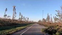 Hurricane Michael Aftermath Kinard to Clarksville Drive