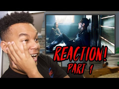 "The Walking Dead Season 8 Episode 5 ""The Big Scary U"" REACTION! (Part 1)"