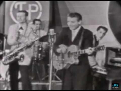 Eddie Cochran - C'mon Everybody (Town Hall Party   Feb 7, 1959) 2