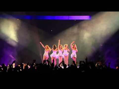 Girls Aloud - Call the Shots [Ten: The Hits Tour 2013 DVD]