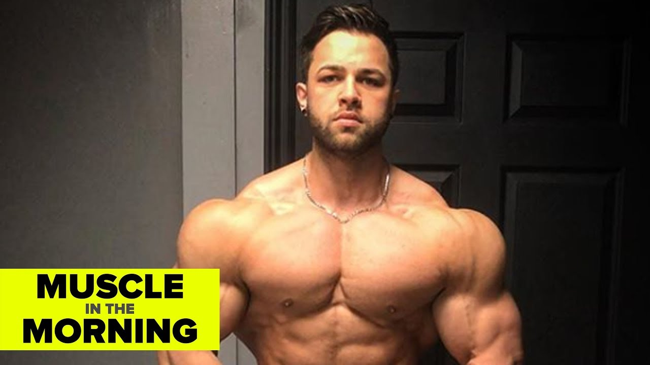 REGAN GRIMES DIALING IN! Muscle in the Morning (5 11 18) - YouTube b367d070a