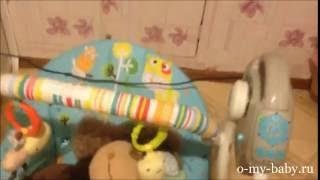 Электрокачели Baby Care Riva с адаптером — видео-отзыв Алёны(Обзор детских качелей с адаптером «Baby Care Riva». Автор: Алёна. Полный отзыв и фото электронных качелей: http://www.o-my..., 2016-10-03T07:54:39.000Z)