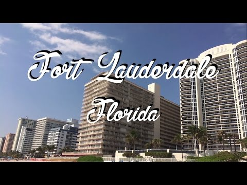 Florida Holidays - Volume 1 || Ft. Lauderdale 2017