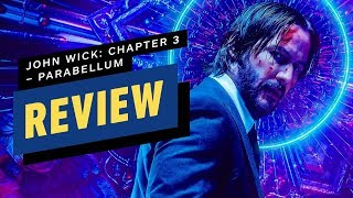 John Wick 3: Parabellum Review