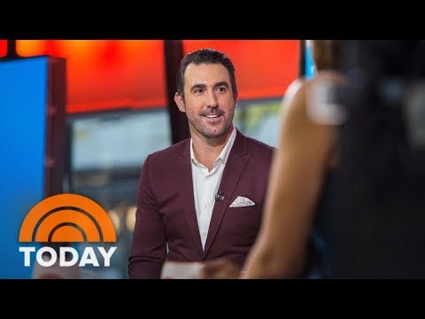World Series Winner Justin Verlander Help New Wife Supermodel Kate Upton With Her Workout | TODAY