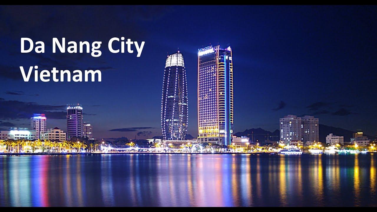 Thành Phố Đà nẵng vẻ đẹp ngỡ ngàn từ Flycam 2019