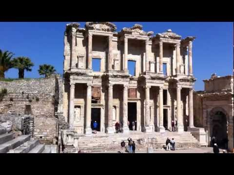 TURKEY: Library of Celsus, Ephesus