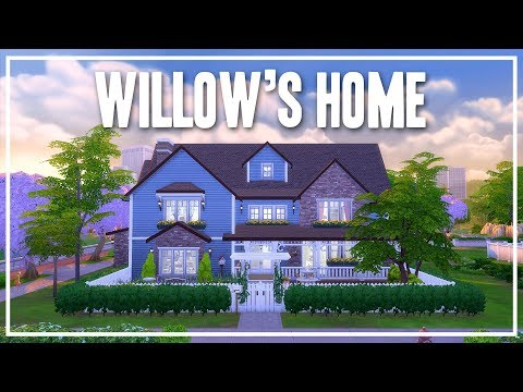 The Sims 4 Speed Build - Willow's Home
