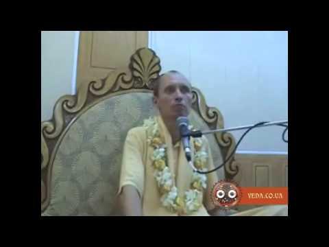 Шримад Бхагаватам 1.16.34 - Бхакти Ананта Кришна Госвами
