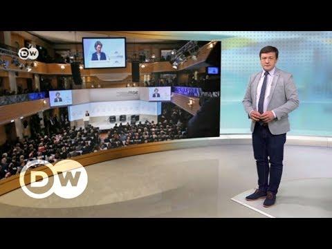 Конфликт США и России - самая большая угроза миру после распада СССР? - DW Новости (16.02.2018)