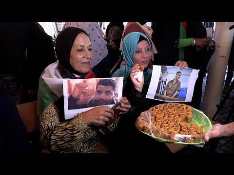 شاهد: سكان غزة يحتفلون بهروب ستة فلسطينيين من سجن جلبوع الإسرائيلي بالتزامن مع رأس السنة اليهودية…